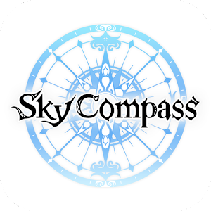 Icon: sky compass