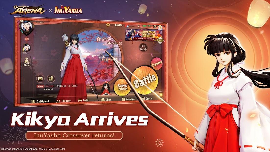 Screenshot 2: Onmyoji Arena(Global)