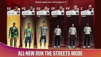 Screenshot 2: NBA 2K20