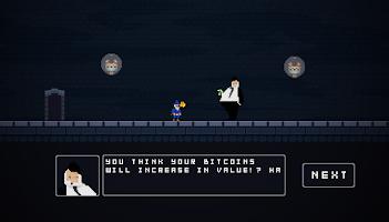 Screenshot 2: BitcoinMiner - Platformer Game