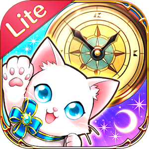 Icon: White Cat Project Voice Alarm Lite ver.