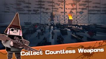 Screenshot 4: War Zombie:Arena