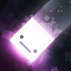 Icon: 跳落去