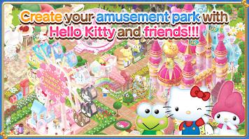 Screenshot 1: Hello Kitty World - Fun Game