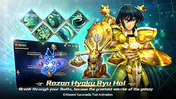 Screenshot 3: Saint Seiya: Galaxy Spirits | SEA