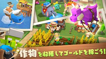 Screenshot 3: Picot Town | Japonés