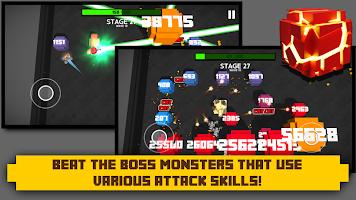 Screenshot 2: Tank Block Blast