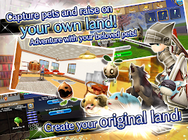 Screenshot 3: Toram Online RPG