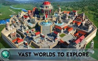 Screenshot 1: Game of War – Fire Age