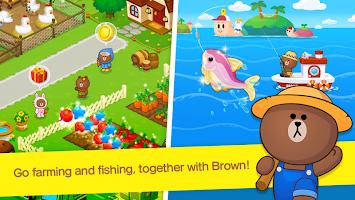 Screenshot 1: Brown Farm