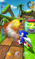 Screenshot 3: Sonic Forces: Speed Battle