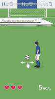 Screenshot 4: Crazy Freekick