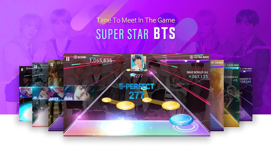 Screenshot 2: SuperStar BTS