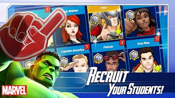 Screenshot 3: MARVEL Avengers Academy