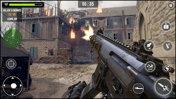 Screenshot 3: 機槍模擬器