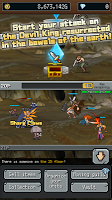 Screenshot 2: Tap Dungeon RPG