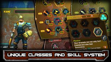 Screenshot 2: Bounty Hunter: Black Dawn