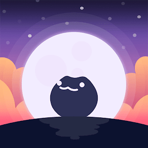 Icon: Moon Frog