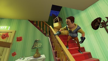 Screenshot 1: Hello Neighbor