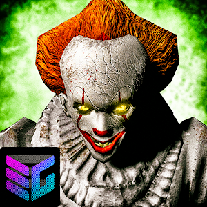 Icon: Death Park : Scary Clown Survival Horror Game