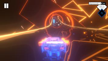 Screenshot 2: Music Racer