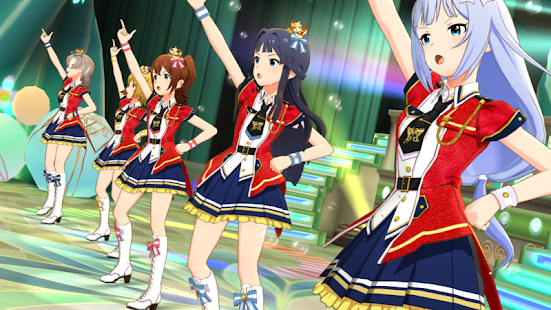 偶像大師 MILLION LIVE!THEATER DAYS