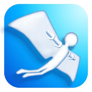 Icon: 展翅翱翔!飛人