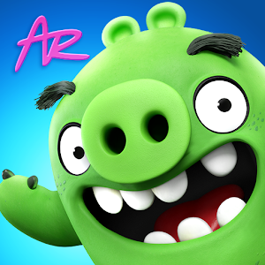 Icon: Angry Birds AR: Isle of Pigs