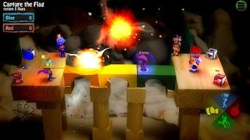 Screenshot 1: BombSquad
