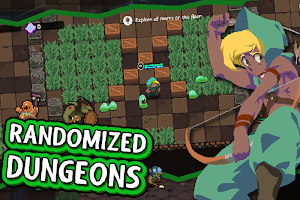 Screenshot 2: Elemental Dungeon