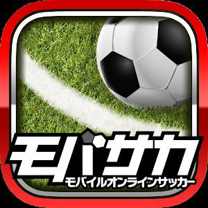 Icon: Mobcast 무료전략 축구게임_일본판