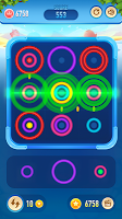 Screenshot 3: Crazy Color Rings