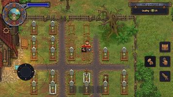 Screenshot 2: 墓場物語