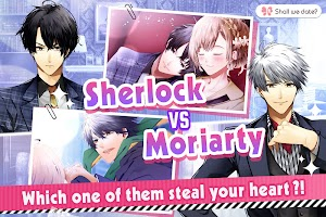 Screenshot 3: Guard me, Sherlock! - otome game