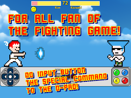 Screenshot 4: D-Pad Fighter