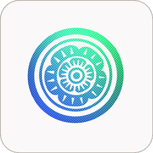 Icon: 麻雀 天極牌 by Hangame | お手軽オンライン対戦 麻雀入門 【無料麻雀アプリ】