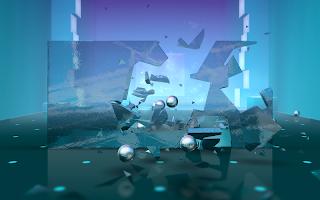Screenshot 1: Smash Hit
