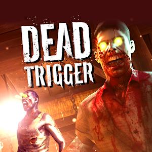 Icon: DEAD TRIGGER - 殭屍恐怖射擊遊戲