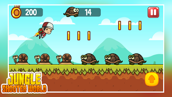 Screenshot 4: 叢林射擊世界