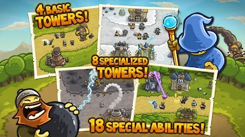 Screenshot 2: Kingdom Rush