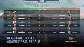 Screenshot 4: World of Warships Blitz: Gunship Action War Game