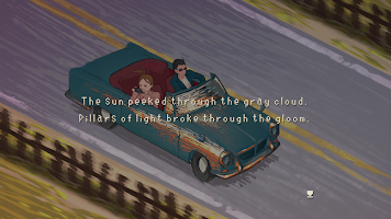 Screenshot 2: Sunset Road
