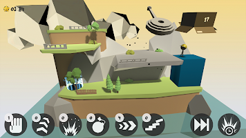 Screenshot 2: Sticklings Deluxe