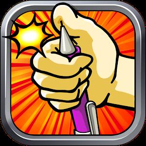 Icon: 【やめて!】シャー芯とばし ~無料暇つぶしゲーム~
