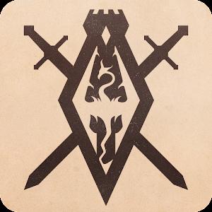 Icon: 上古卷軸:刀鋒 | 英文版