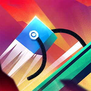 Icon: 畫腿攀登 - Draw Climber