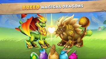 Screenshot 4: Dragon City