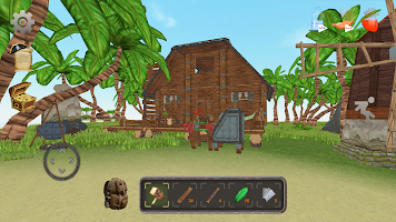 Screenshot 1: Survival Island: Building Simulator