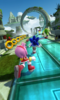 Screenshot 4: Sonic Forces: Speed Battle