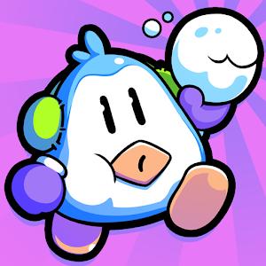 Icon: Snow Kids: Snow Game Arcade!